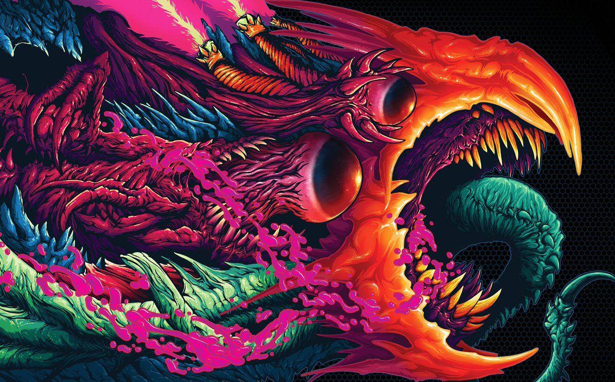 Hyperbeast Wallpapers   Top Hyperbeast Backgrounds 1200x745