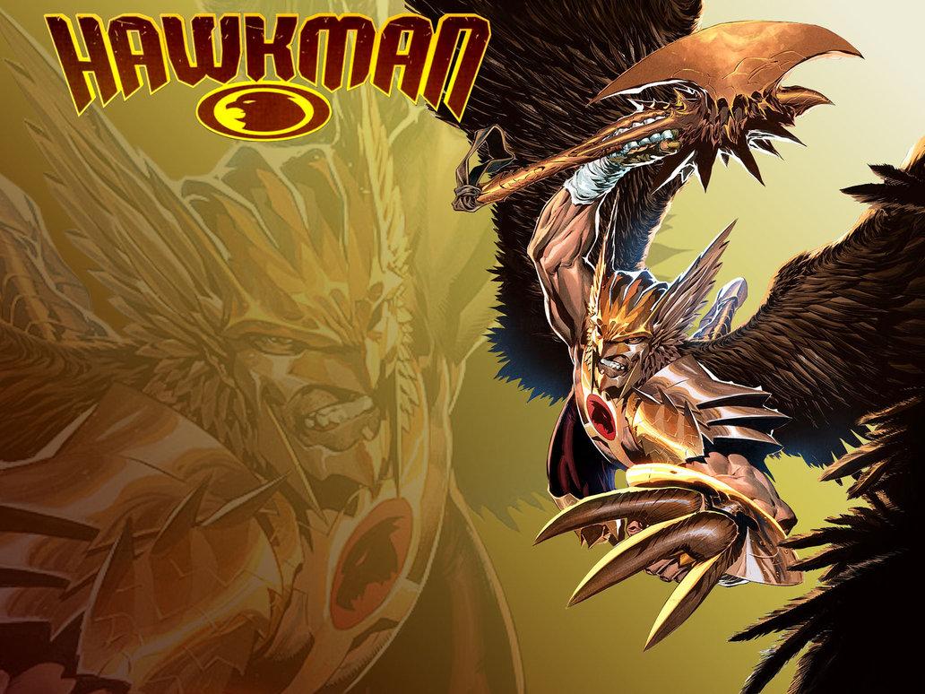 Savage Hawkman 2 by Superman8193 1032x774