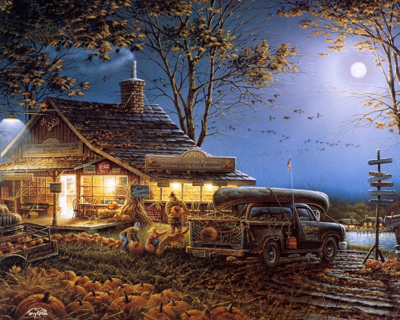 48 Outdoor Themed Wallpaper On Wallpapersafari