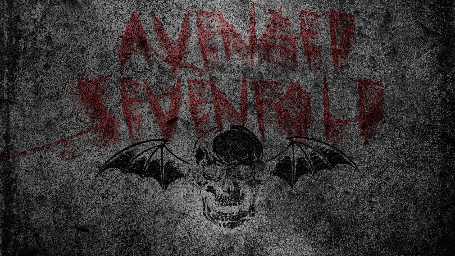 avenged sevenfold wallpaper hiddensoul fan art other   Quotekocom 1920x1080