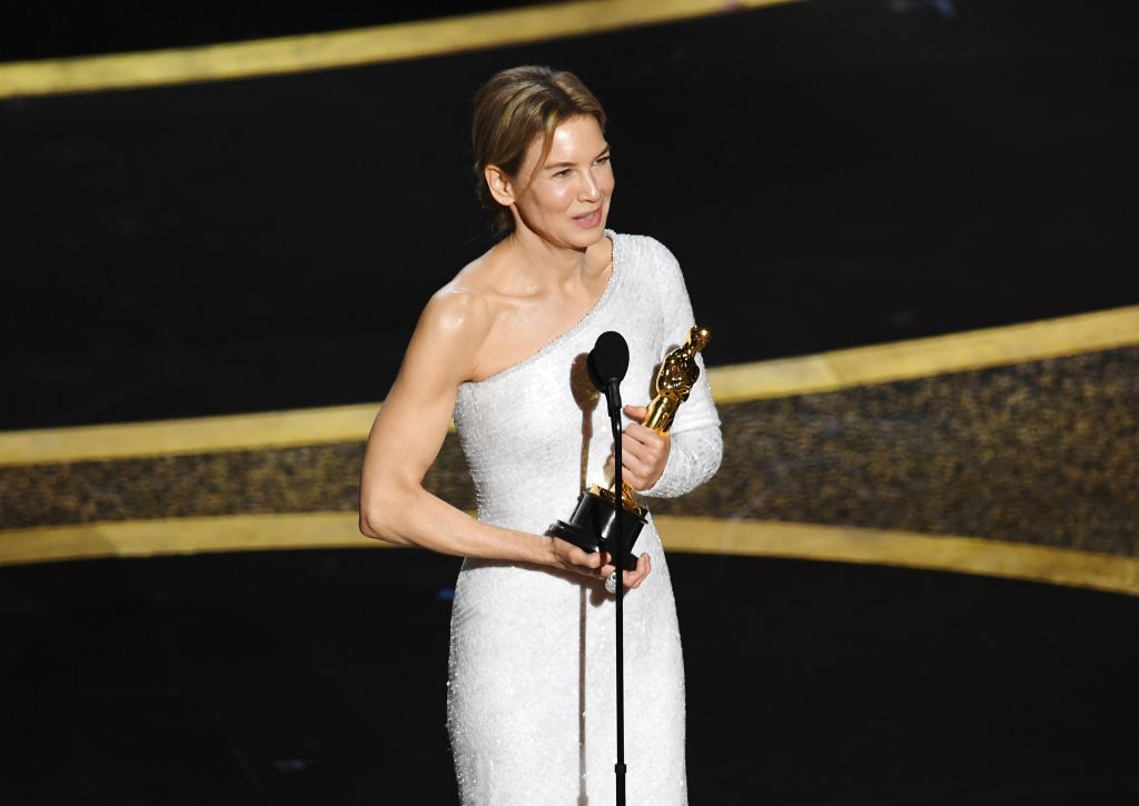 Renee Zellweger Wins Best Actress Oscar For Judy Our Heroes 1024x725