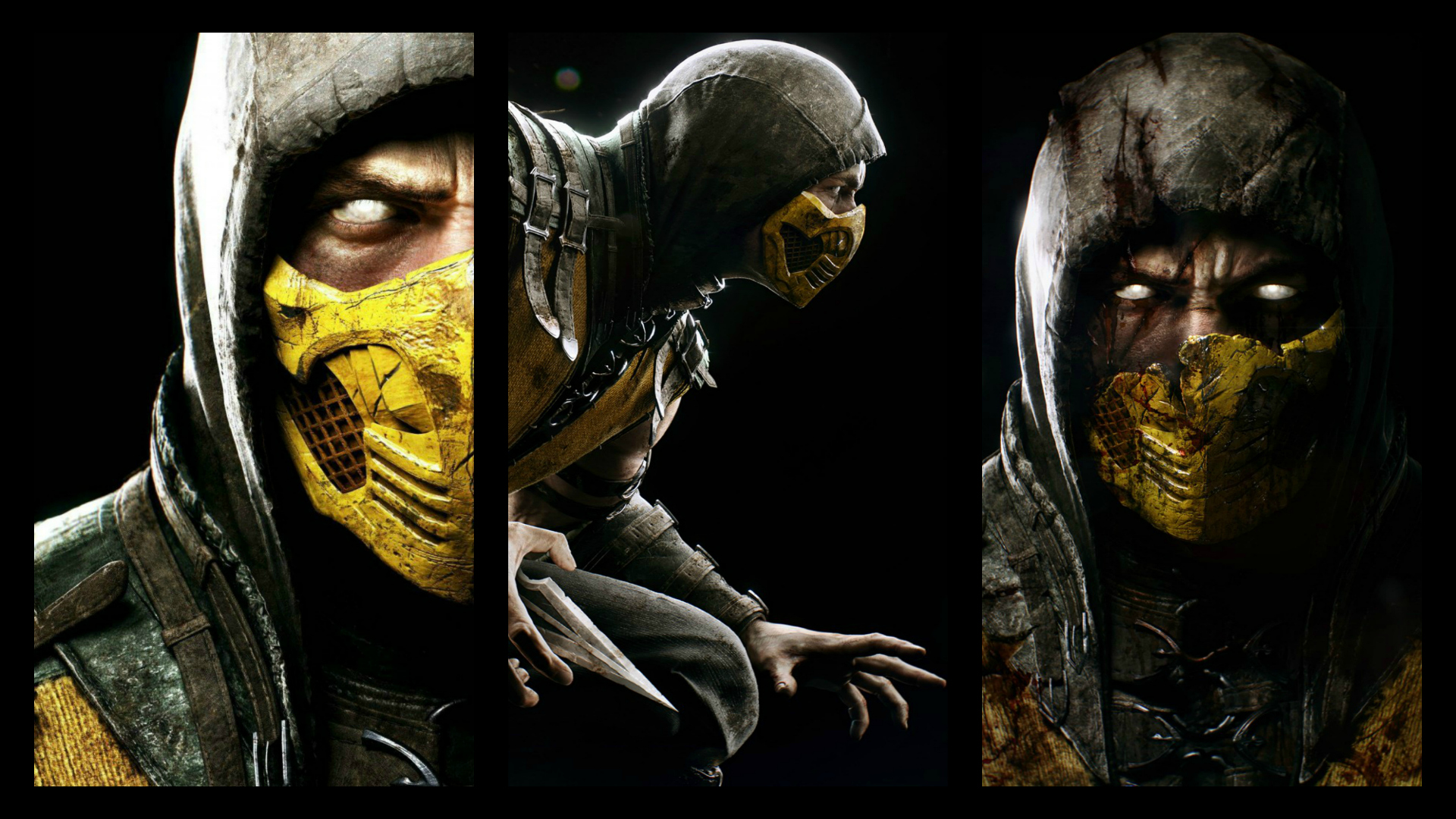 Free Download Mortal Kombat X Scorpion Wallpaper By Theomeganerd