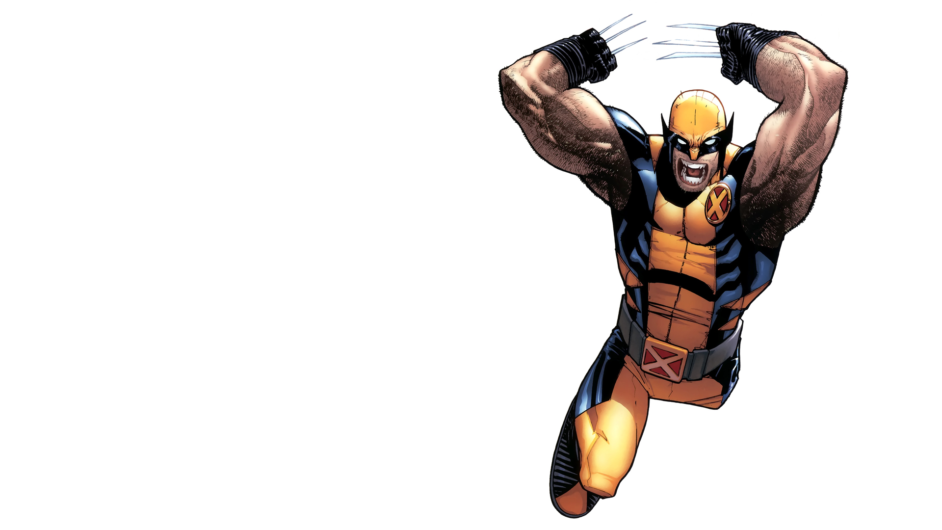 Wolverine Marvel Wallpaper 1920x1080 Wolverine Marvel Comics 1920x1080