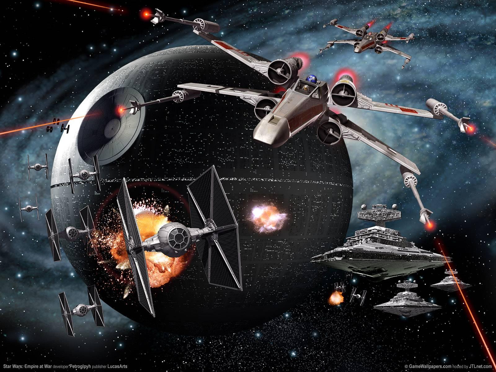 star   Star wars Wallpaper 1600x1200