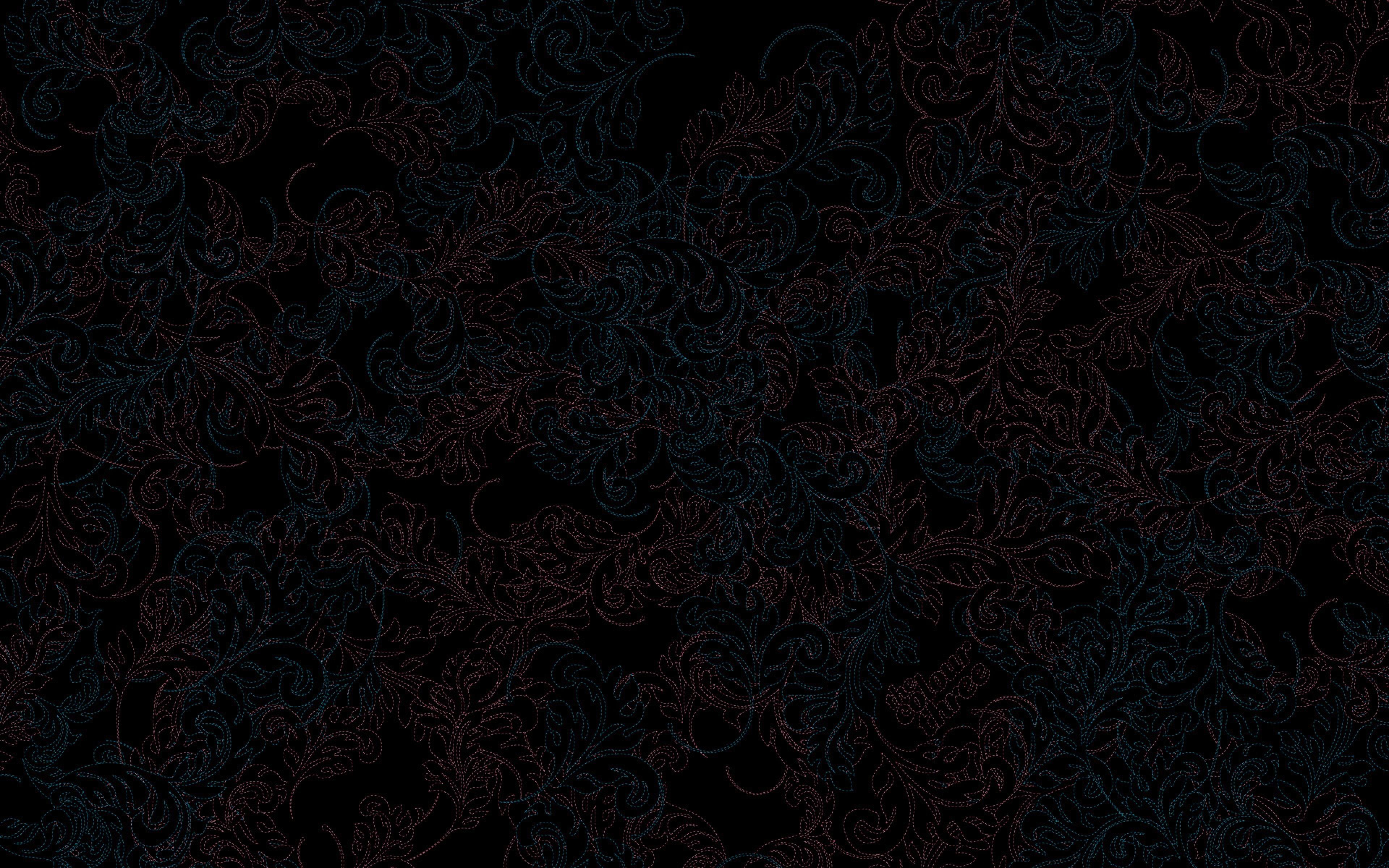 Wallpaper 3840x2400 patterns dots shiny dark texture Ultra HD 4K 3840x2400