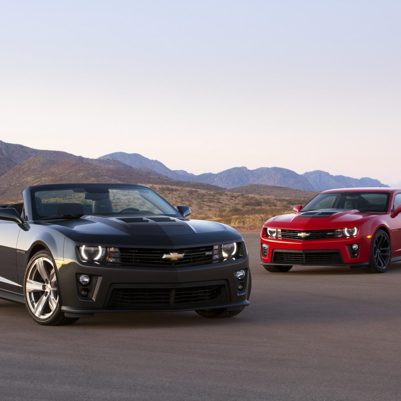 Cars HD Wallpapers Chevrolet Camaro ZL1 2013 best HD picture 1280x1280