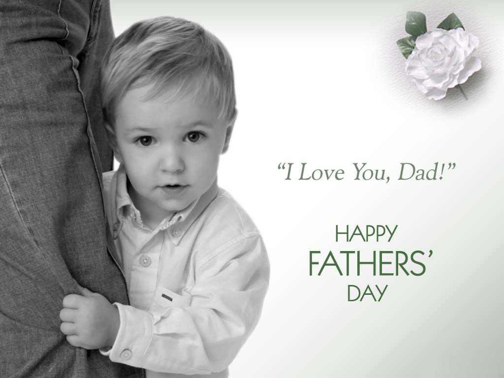 To download click on I Love You Dad Background then choose save image 1024x768