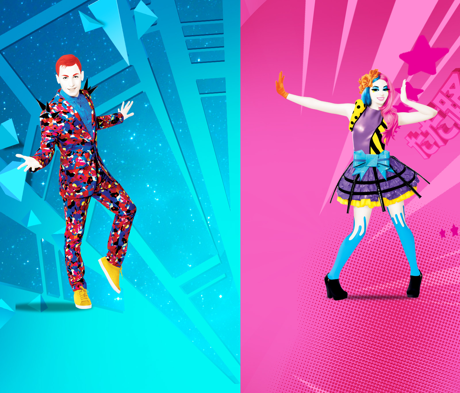 Just Dance The Game images Just Dance 2014 Background wallpaper 1600x1367