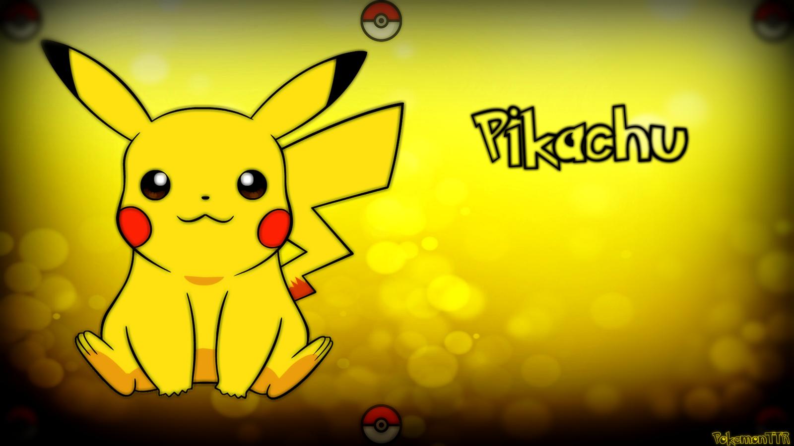 Pikachu Wallpaper Pokemon by SweetStarryGalaxies on 1600x900