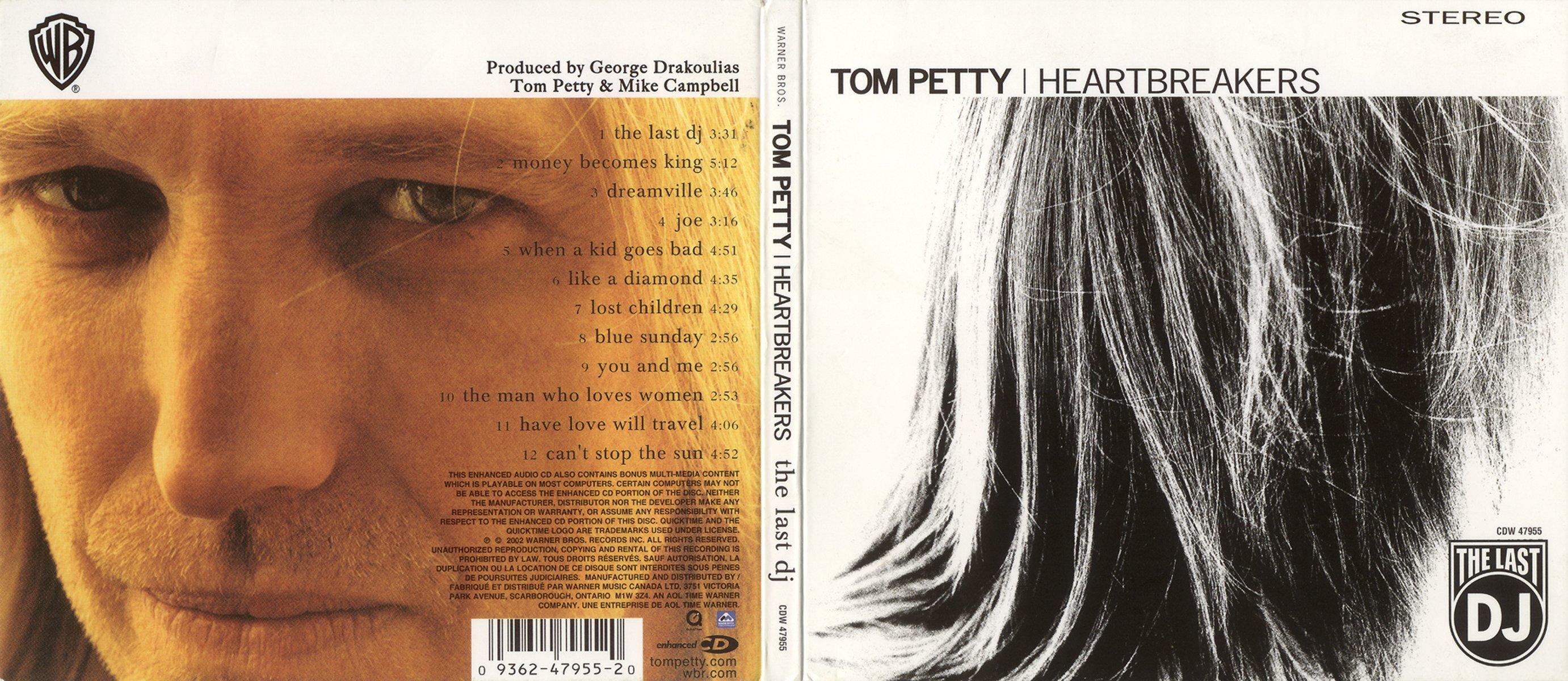 TOM PETTY HEARTBREAKERS rock heartland blues hard tom petty wallpaper 2763x1200