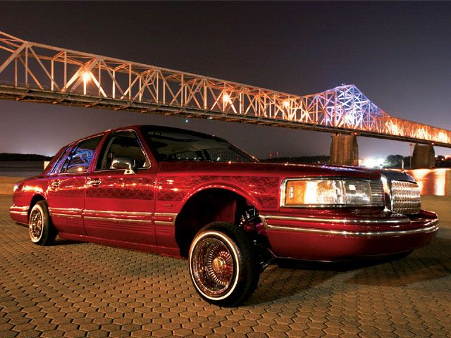 640x480px Lowrider Lincoln Wallpapers And Backgrounds Wallpapersafari