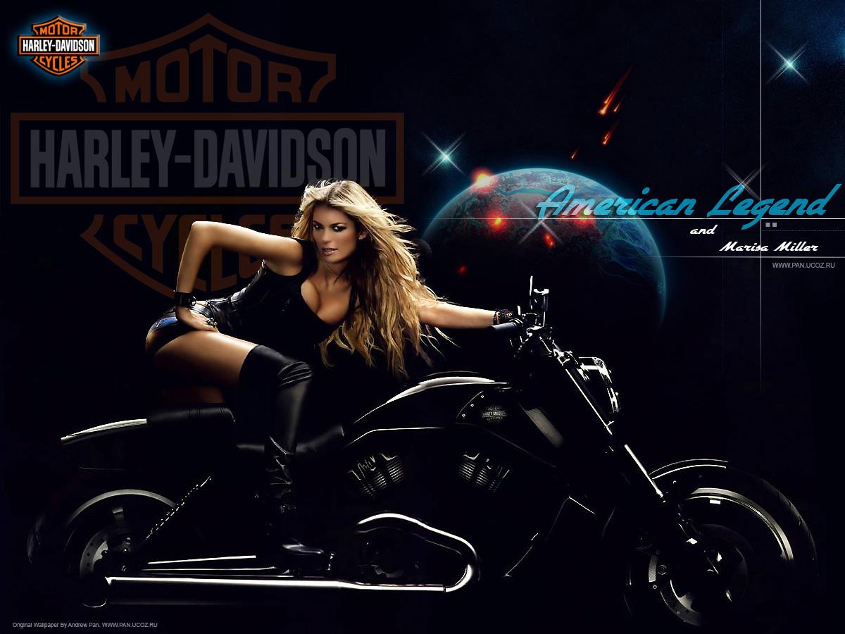 Davidson Girls Motorcycles Wallpaper Num 182 1200 x 900 2537 Kb 1200x900