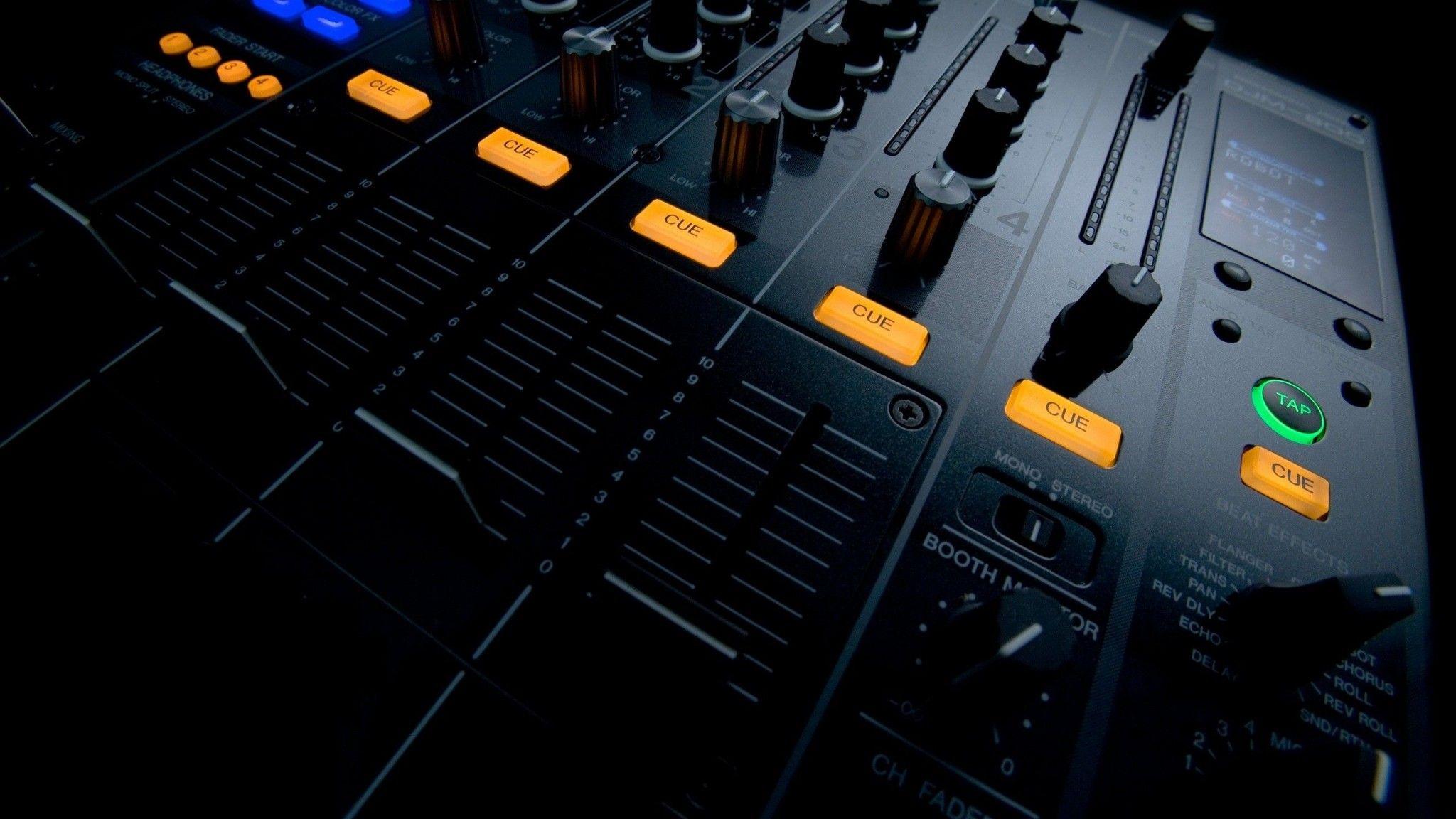 Pioneer DJ Wallpapers 2048x1152
