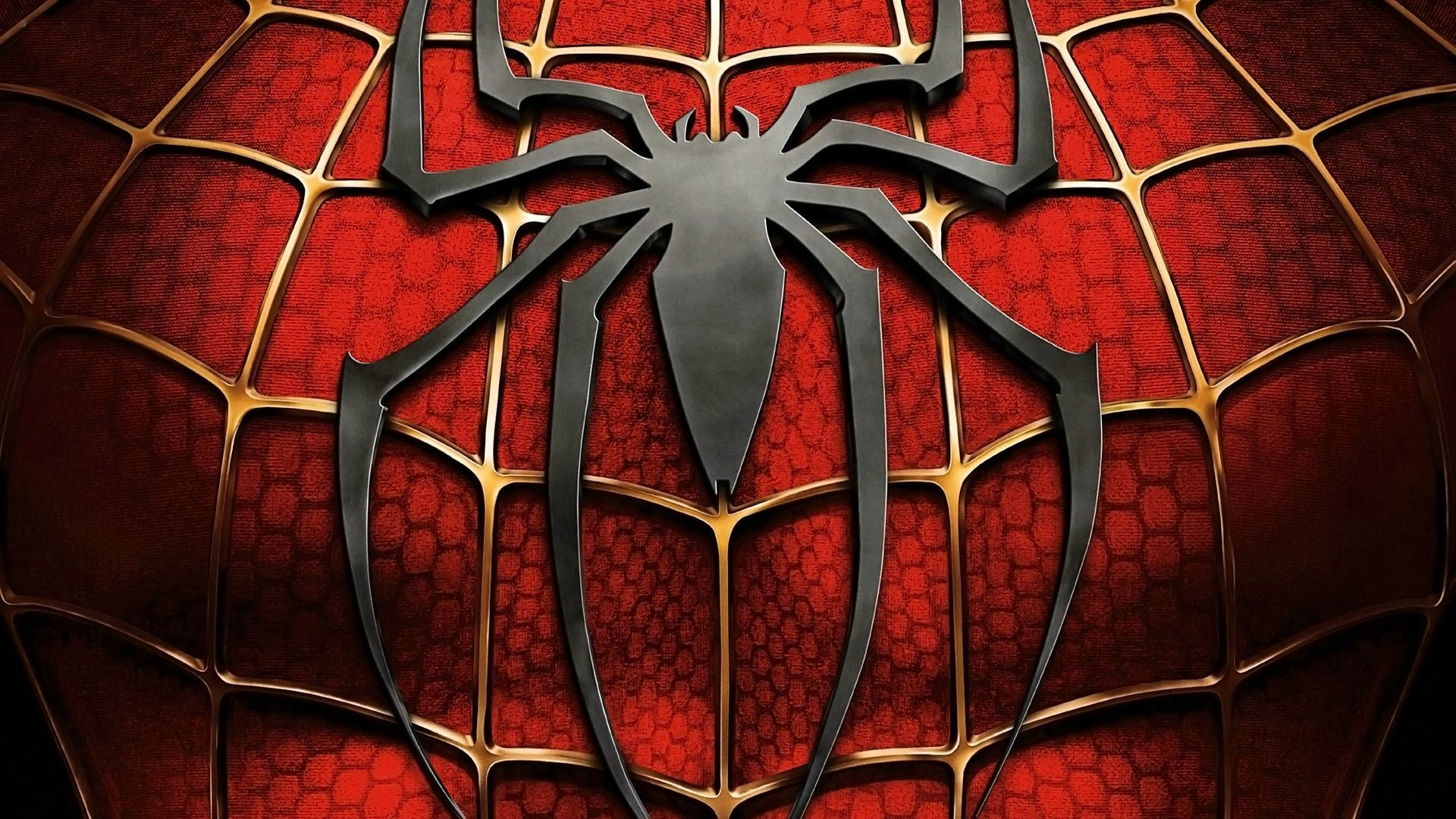 Spiderman Logo HD PC Wallpapers 260   HD Wallpapers Site 1920x1080