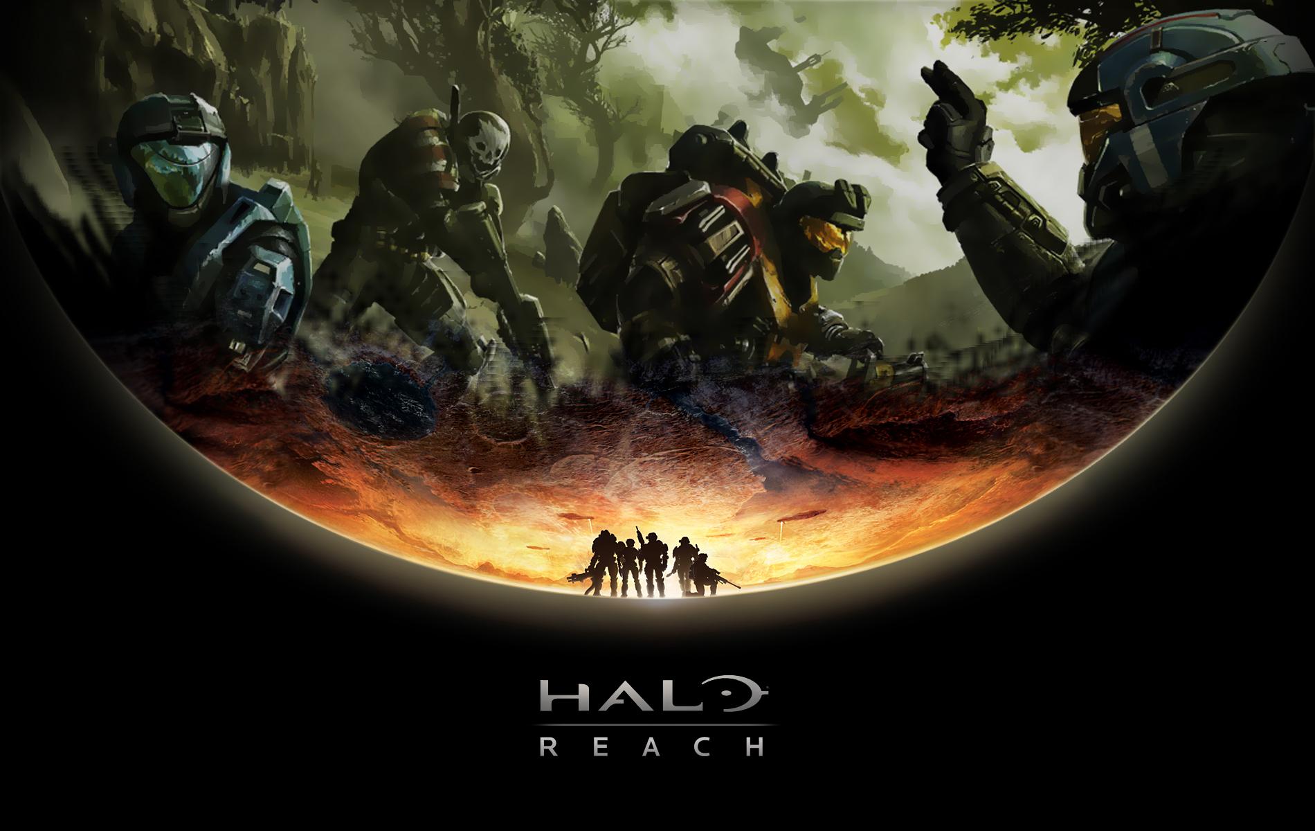 [45+] Epic Halo Wallpapers on WallpaperSafari