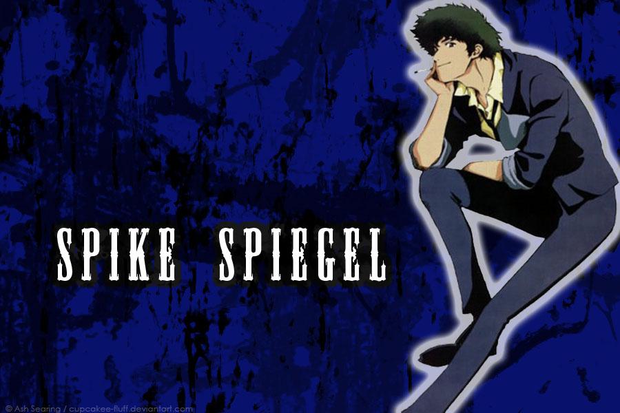 Spike Spiegel Wallpaper by Cupcakee Fluff on deviantART 900x600