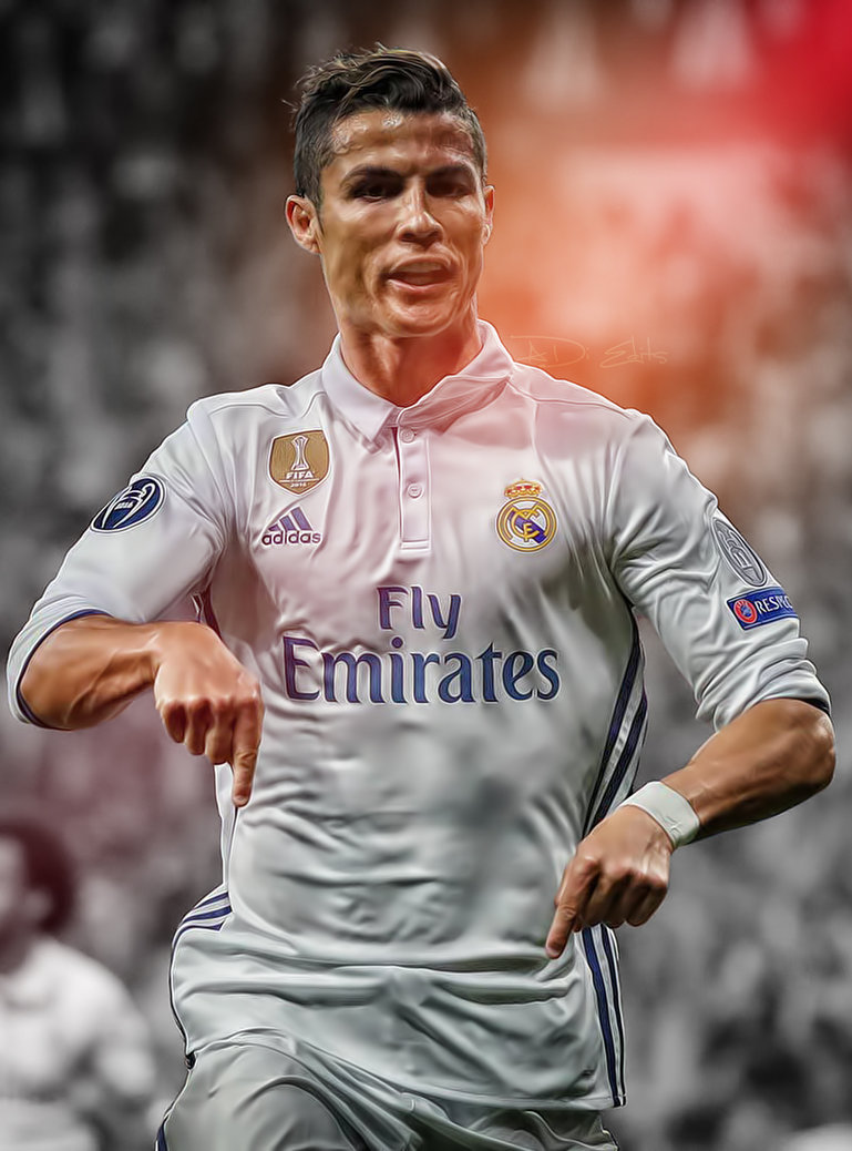 Cristiano Ronaldo Real Madrid IPhone Wallpaper HD By Adi 769x1038