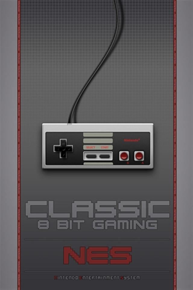 Bit Gaming Game iPhone Wallpapers iPhone 5s4s3G Wallpapers 640x960