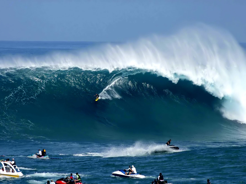 beach big wave Surfing Waves Nature Beaches HD Desktop Wallpaper 800x600