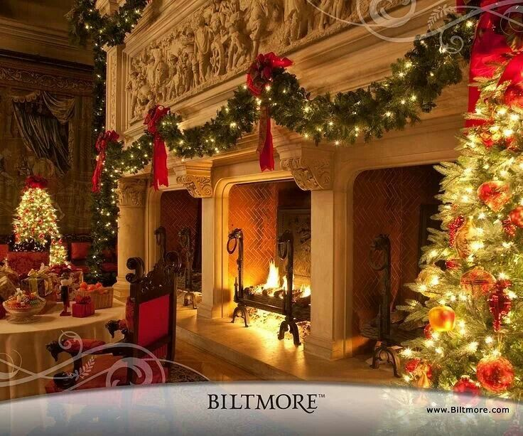Christmas at Biltmore Favorite Places Spaces Pinterest 736x613