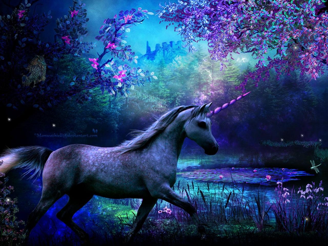 Unicorn Backgrounds For Desktop