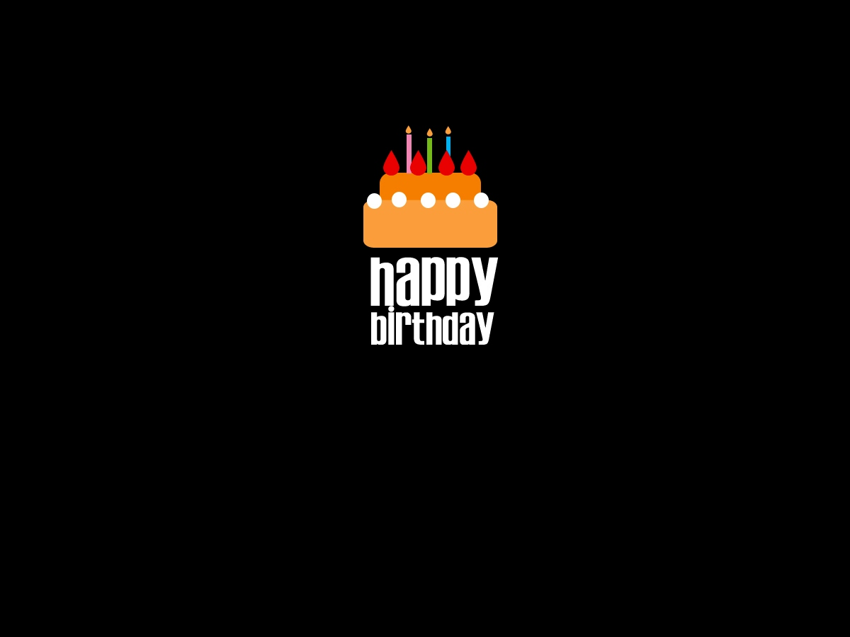 HD Birthday Wallpapers  WallpaperSafari