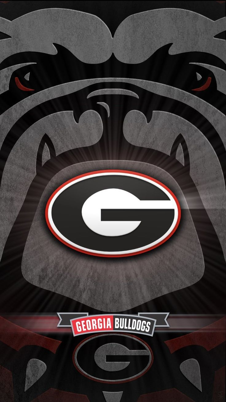 Georgia Bulldogs iPhone Wallpaper   Best Wallpaper HD Bulldog 736x1309