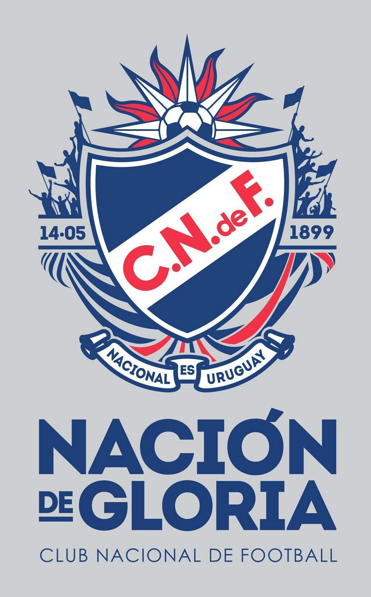 Club Nacional de ftbol   Nacin de Gloria Fotboll Pinterest 1278x2057
