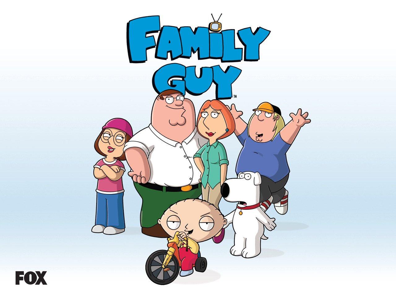 Family Guy Theme   [ src ] 1280x960
