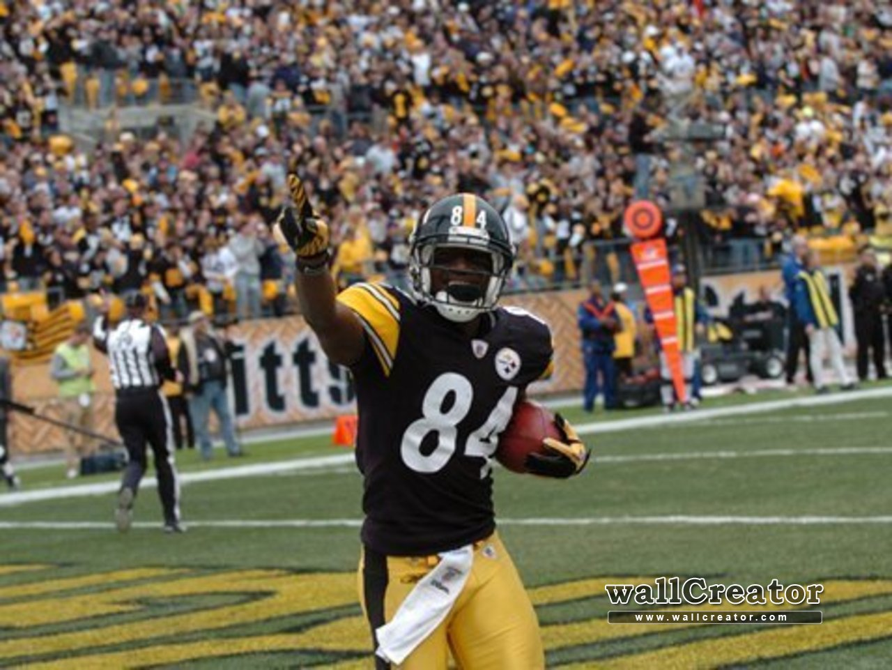 Antonio Brown   1280 1024 Wallpaper 1280x961