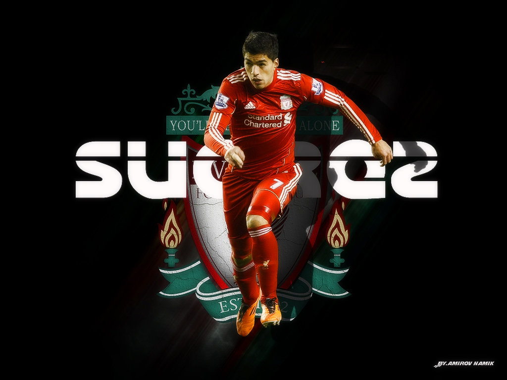 Luis Suarez Wallpaper 2011 5 Barcelona FC Wallpaper 2012 For 1024x768