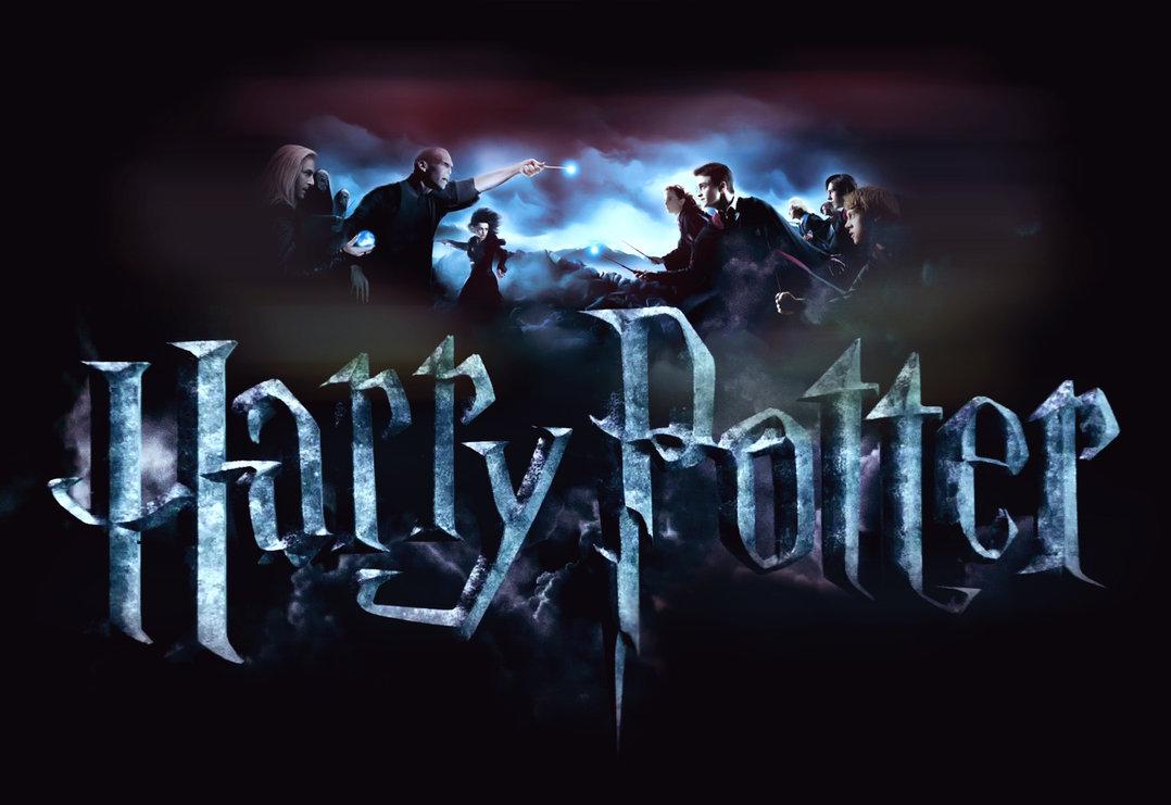 Harry Potter Wallpaper by Maxoooow 1078x741
