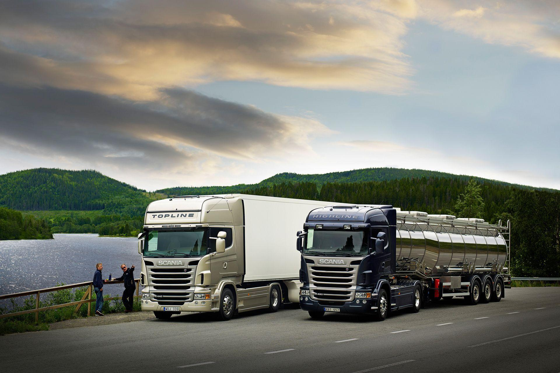 Scania Wallpapers 1920x1280