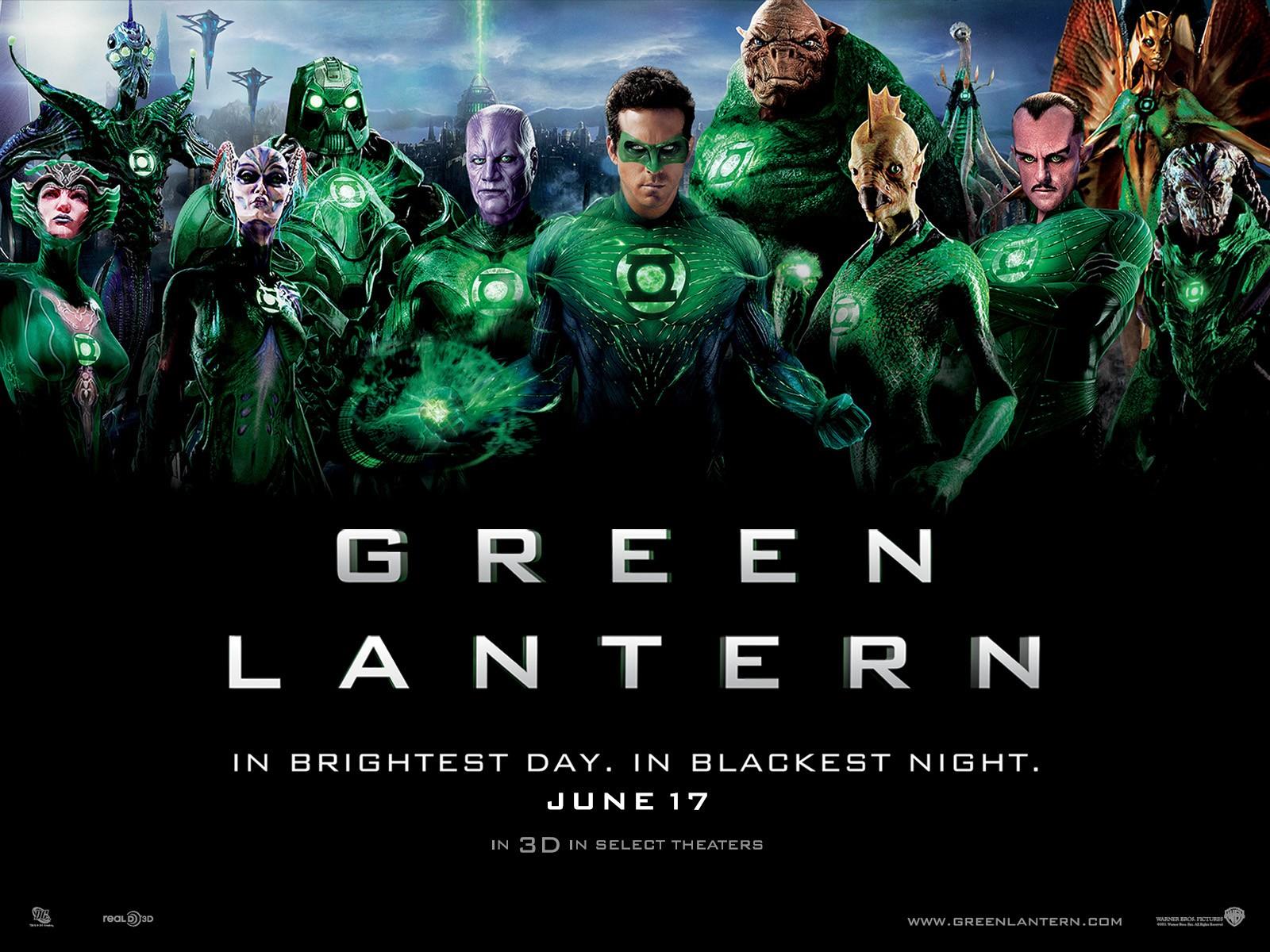 Green Lantern 2011 Film Wallpapers American science 1600x1200