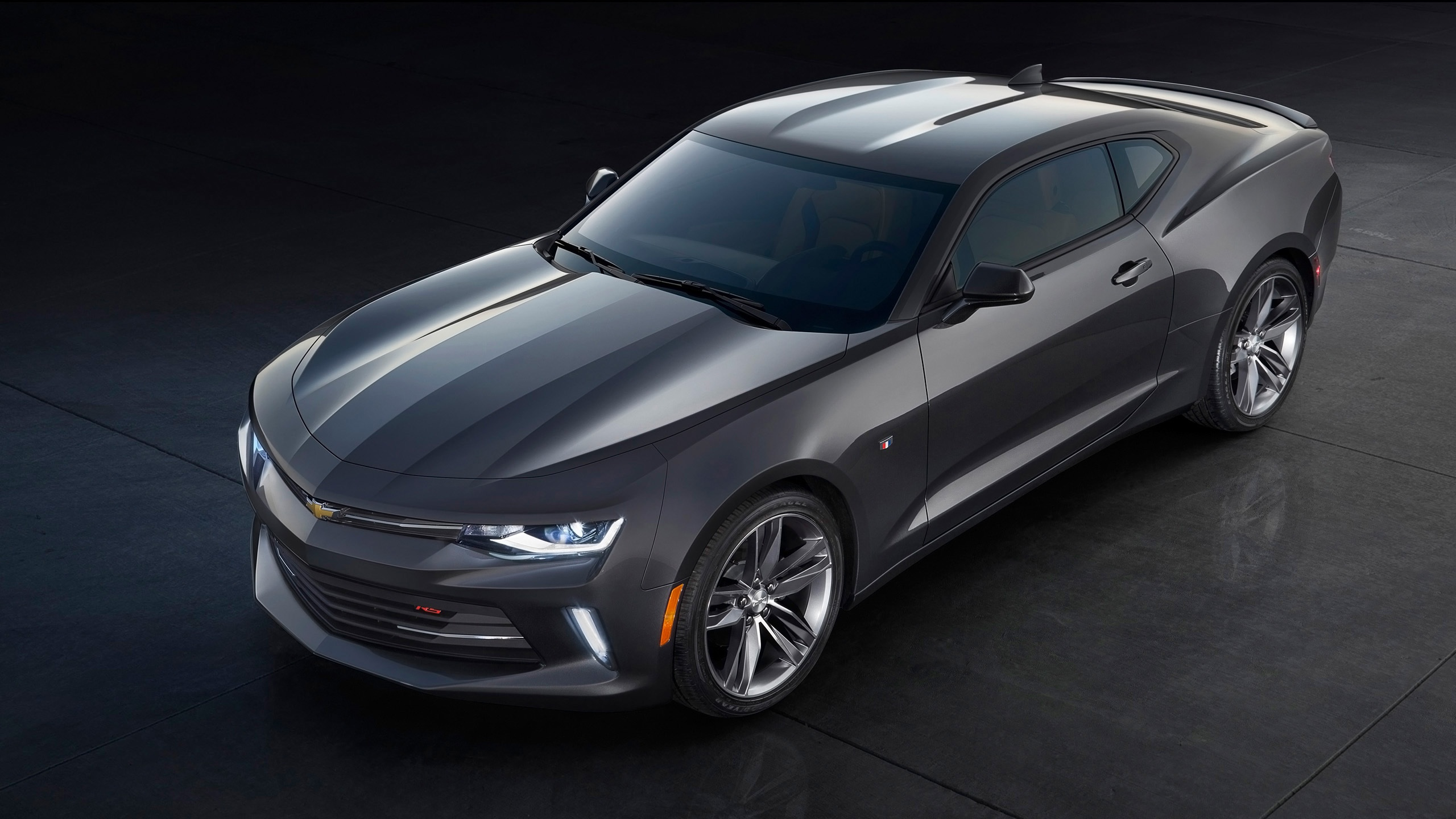 2016 Chevrolet Camaro RS 2 Wallpaper HD Car Wallpapers 2560x1440