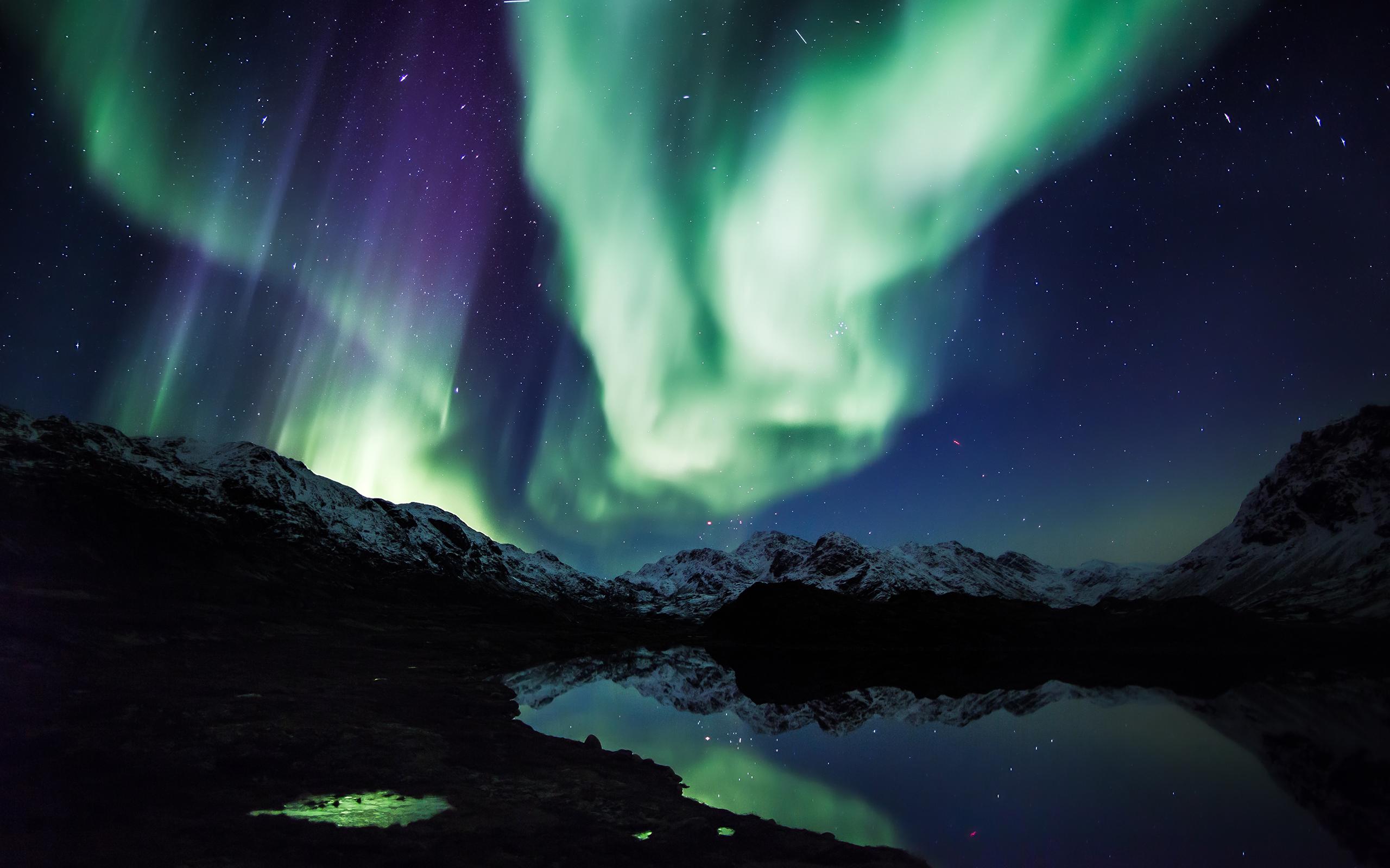 northern lights wallpaper 4k - photo #10