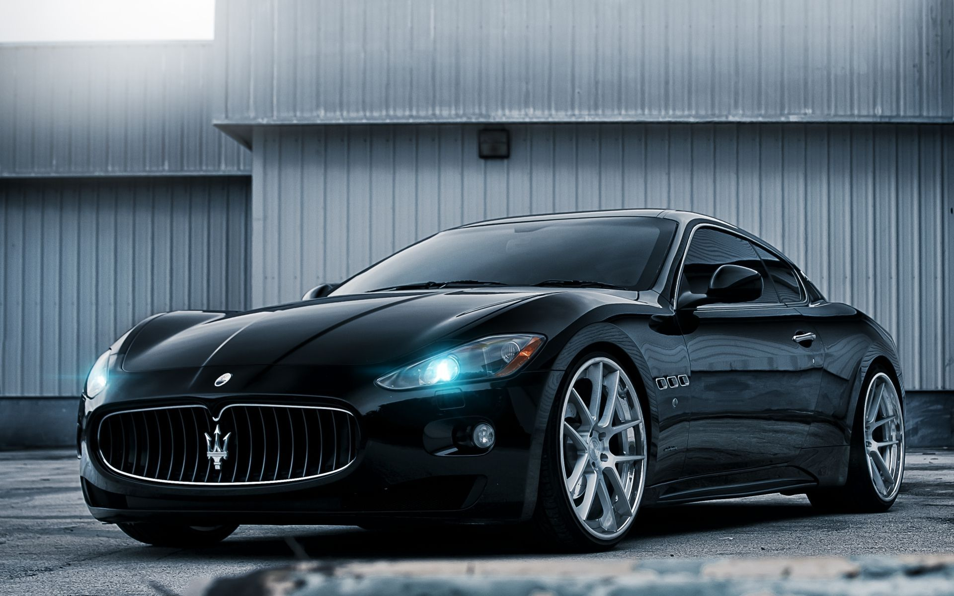 Maserati Wallpapers 1920x1200