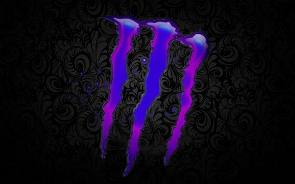 Monster energy drink backgrounds wallpapersafari logosmonster energy logos monster energy 1440x900 wallpaper logos voltagebd Choice Image