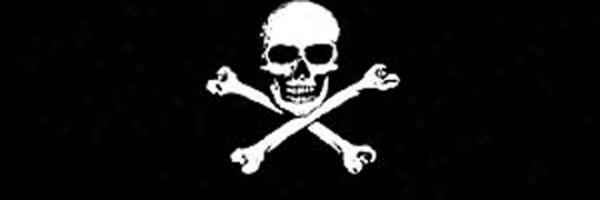 Glasscapes Jolly Roger Flag Decal The Your Auto Worldcom dot com 660x220