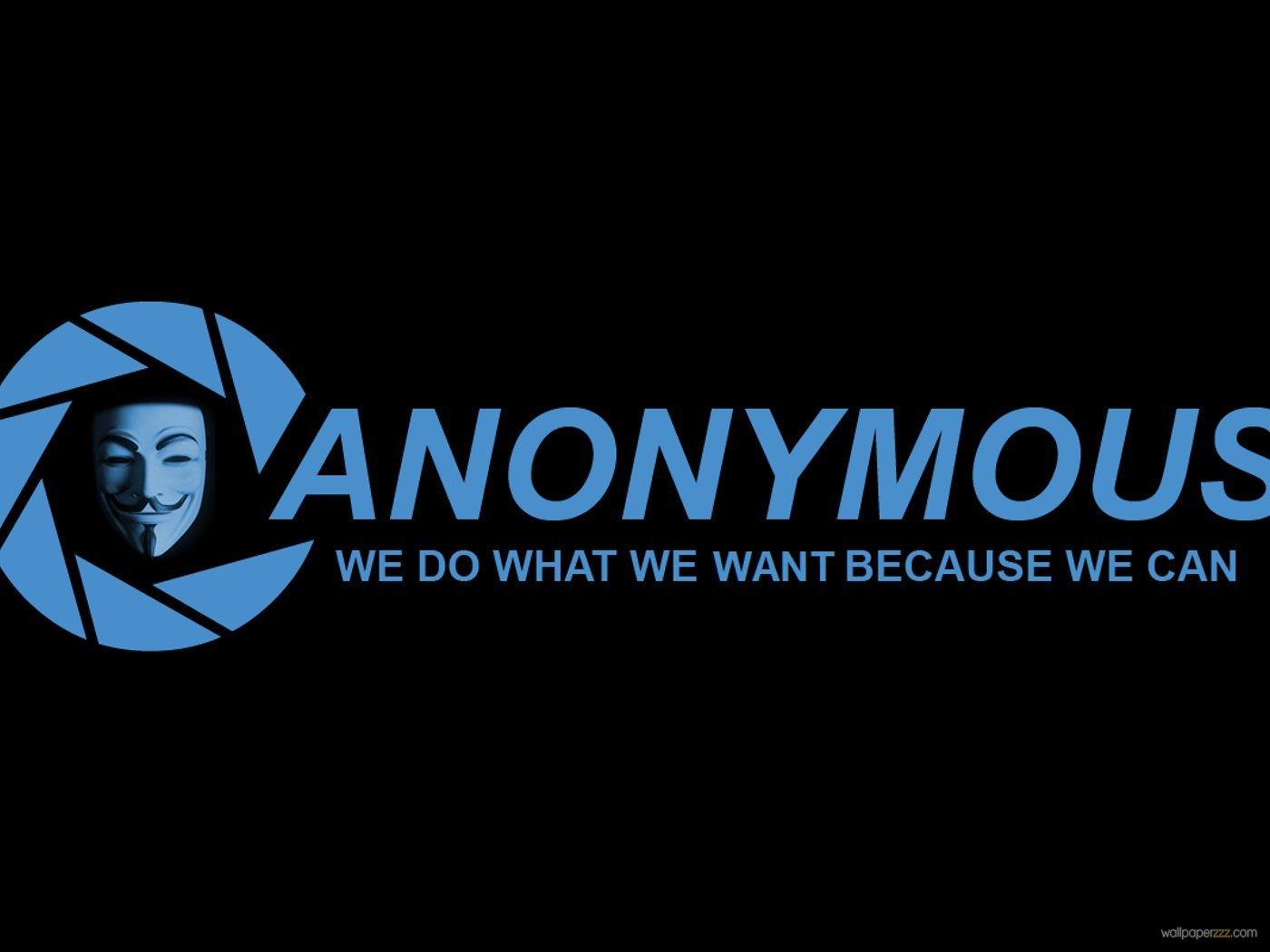anonymous logo wallpaper wallpapersafari