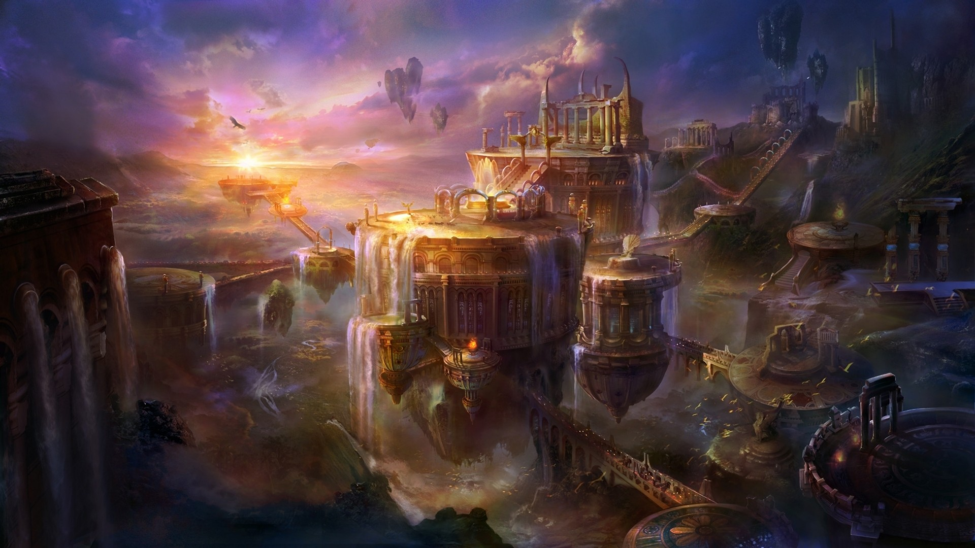 48 fantasy hd wallpapers 1080p widescreen on - High definition love wallpapers 1080p download ...