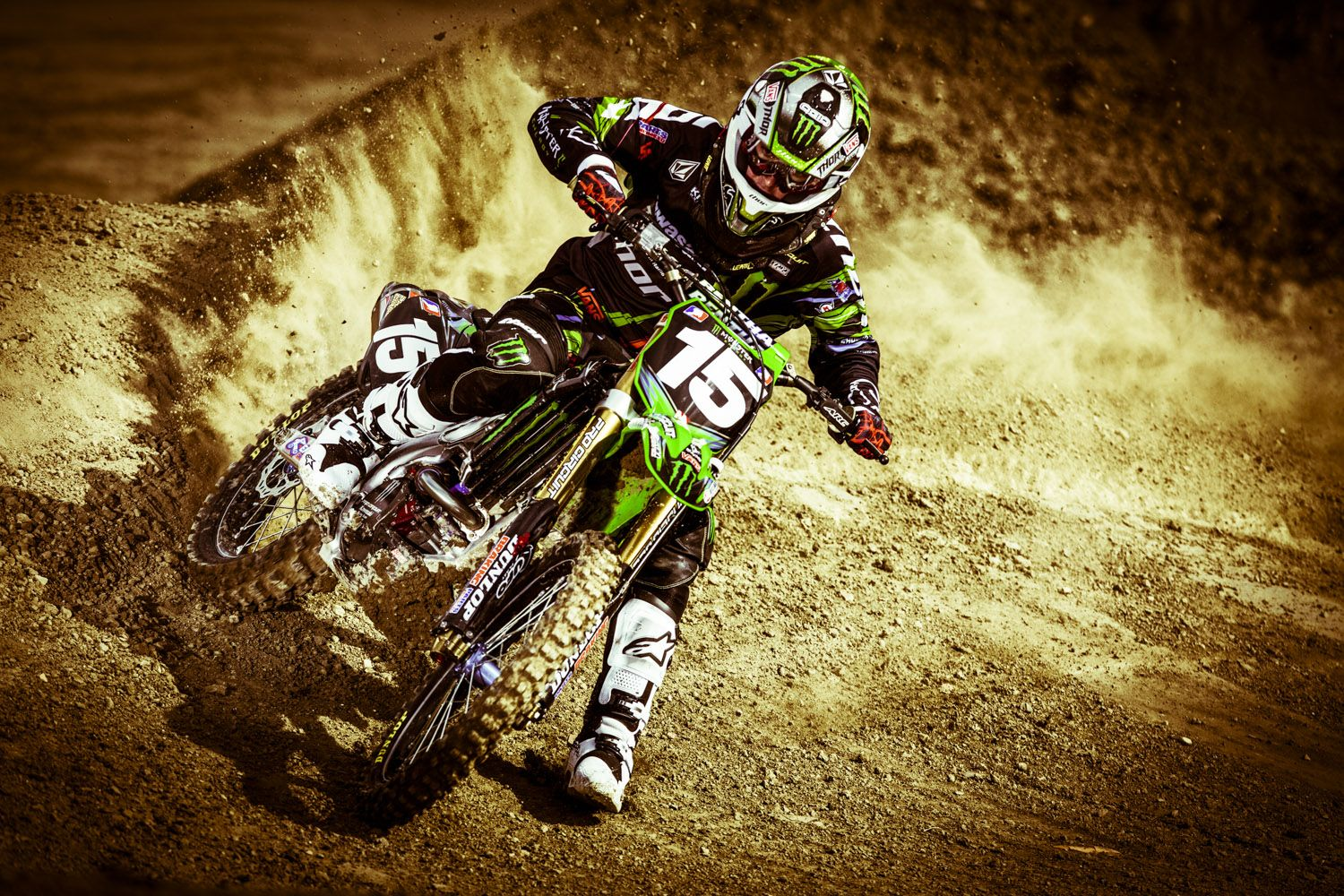 Motocross wallpaper free hd wallpapers page 0 wallpaperlepi - Monster Energy Motocross Wallpaper 17906 Full Hd Wallpaper Desktop