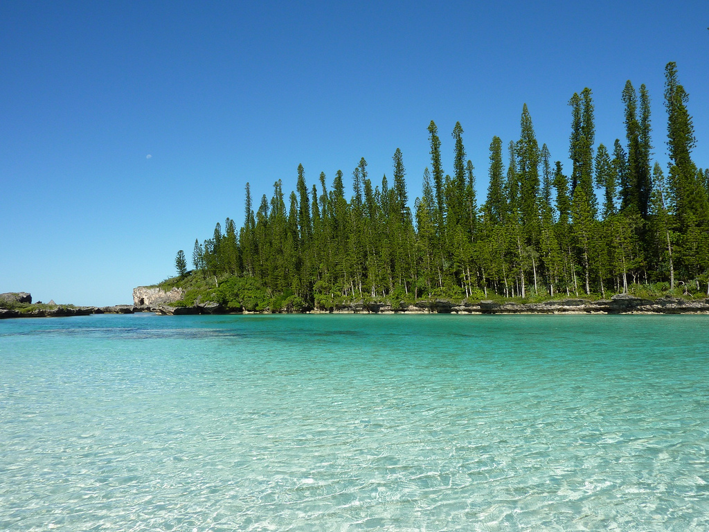 New Caledonia South Pacific Island wallpaper Gallery 1024x768