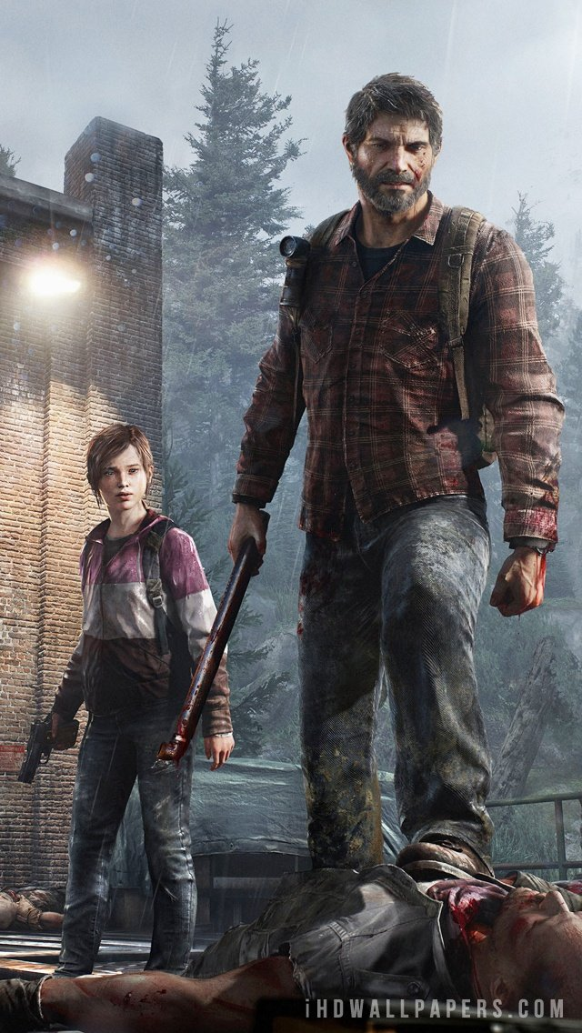 the last of us iphone wallpaper last of us wallpapers wallpapersafari 19472