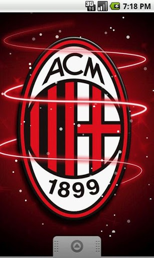 View bigger   AC Milan Live Wallpaper for Android screenshot 307x512