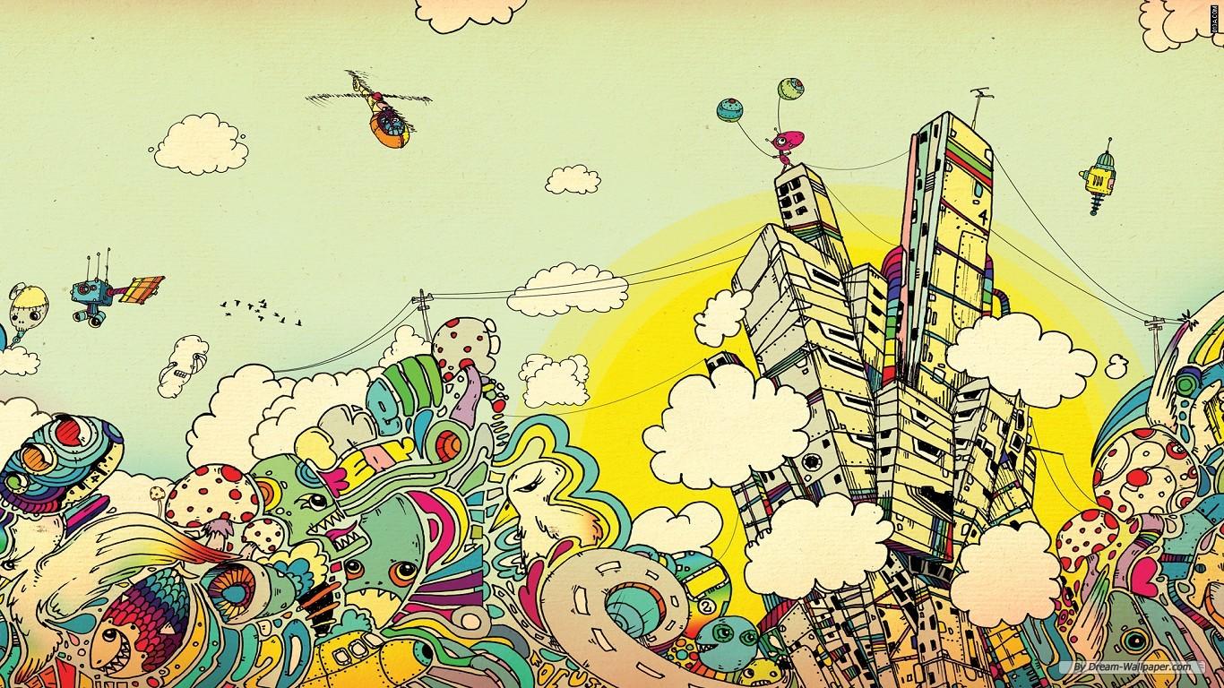 Art wallpaper   Matei Apostolescu wallpaper   1366x768 wallpaper 1366x768