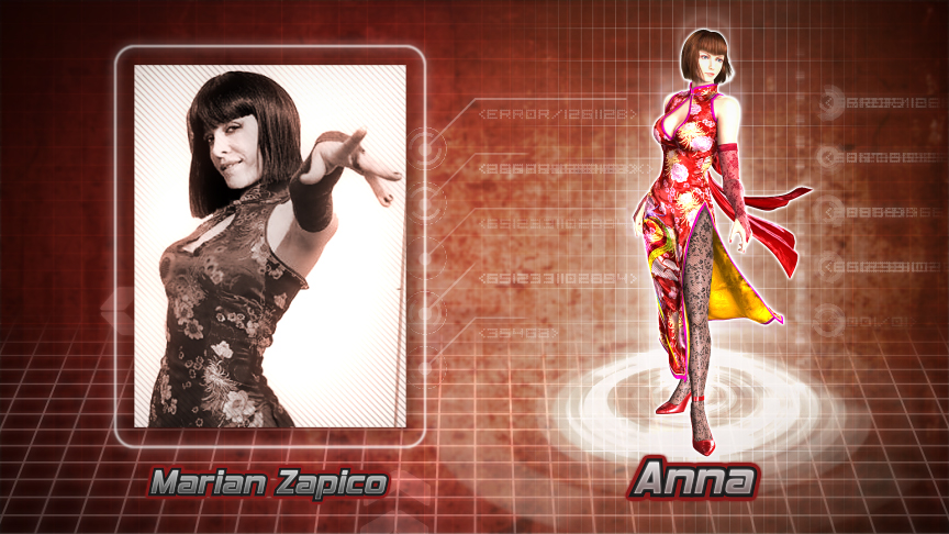 Free Download Tekken Movie Anna Williams By Vhience 864x486 For