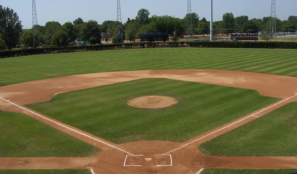 Baseball Field Background   HD Wallpapers 1024x600