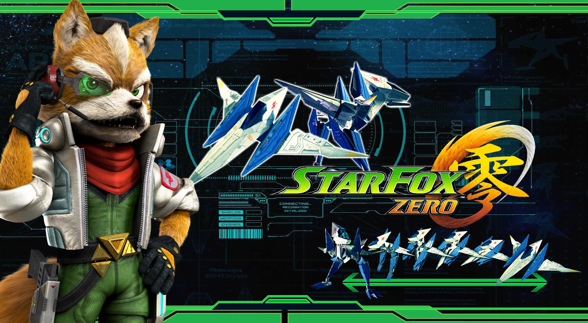 ultra widescreen wallpaper star fox - photo #5