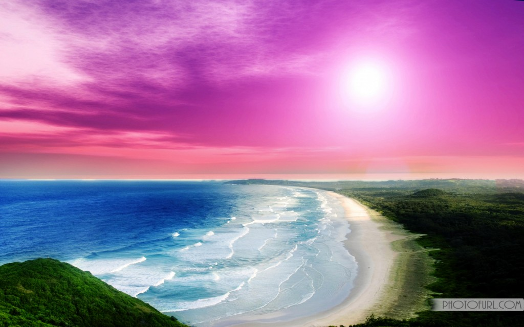 Most Beautiful Beaches Travel Wallpaper Background For Computer 1024x640